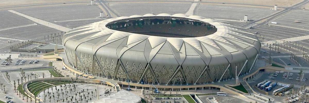 "Featured image for ""King Abdullah Football Stadium"""