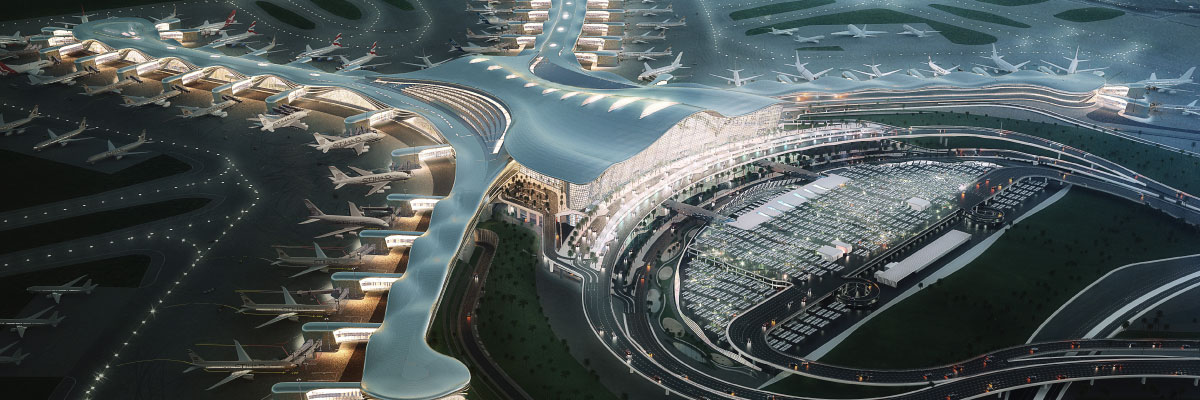 """Featured image for """"Midfield Terminal Complex"""""""